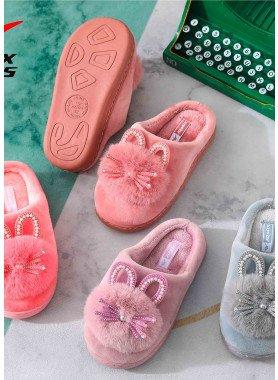Pantofole per bambini, gioiello decorativo