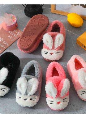 """Pantofole per bambini """"Coniglietto)"""