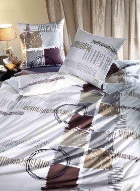 """Biancheria da letto in satin """"THEMA"""""""