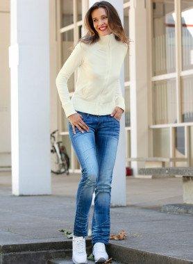 Jeans stretti-5 tasche
