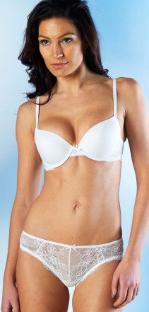 D-String,Voll-Spitze weiss 36 001 - 1 - Ronja.ch