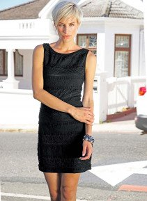 D-AL-Kleid,Spitzen schwarz L 010 - 2 - Ronja.ch