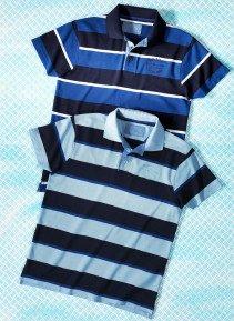 H-KA-Polo-Shirt,Str.mar/k'blau L 053 - 2 - Ronja.ch