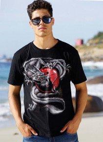 H-KA-Shirt,Pr.Drachen/Yin&Yang L 010 - 1 - Ronja.ch