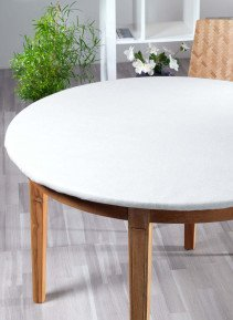 Tisch-Fixmolton,weiss 120x160 - 2 - Ronja.ch