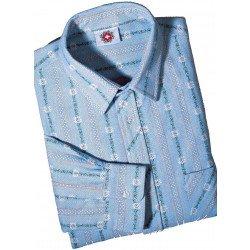 Camicia  Edelweiss, m.lunghe, collo normale