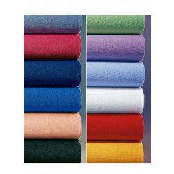 Lenzuolo fisso in jersey per materassi speciali