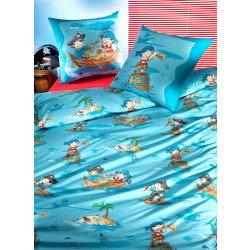 Biancheria da letto per bambini  «PIRATENSCHATZ»