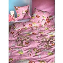 "Biancheria da letto per bambini  ""GIRLS-CAMP"""