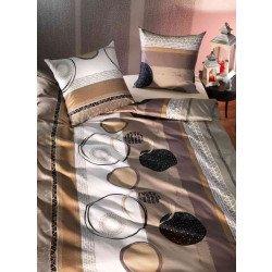 """Biancheria da letto in satin  """"ARON"""""""