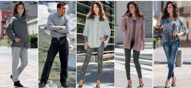 Ronja online shop preiswerte mode bettwaren - Tchibo kleidung damen ...